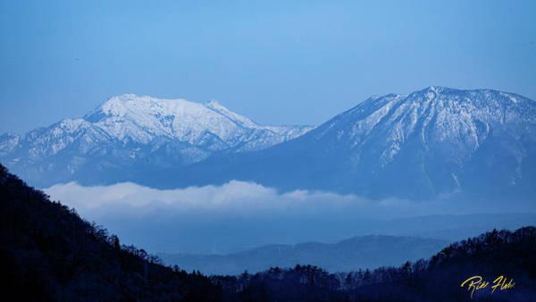 Photograph - Predawn Peaks by Rikk Flohr