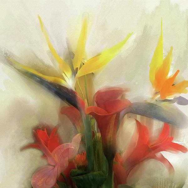 Digital Art - Prelude To Autumn by Gina Harrison
