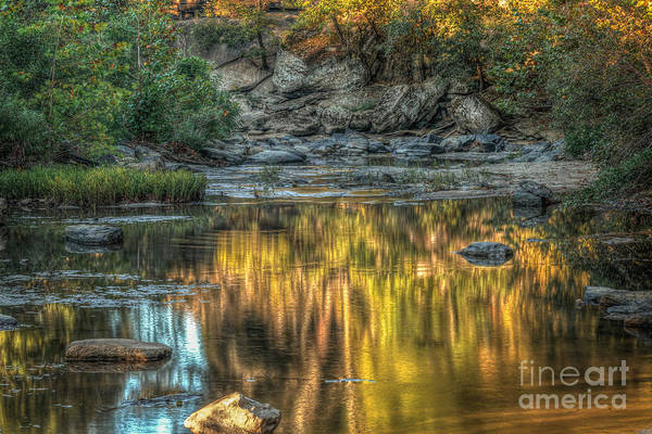 Photograph - Prelude To Fall by Larry McMahon