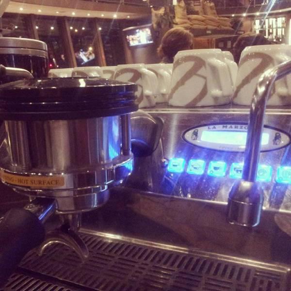 Wall Art - Photograph - Premium Coffee Machine #coffee by Carlos Alkmin