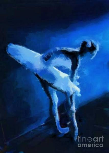 Painting - Prepare To Dance by Catherine Lott