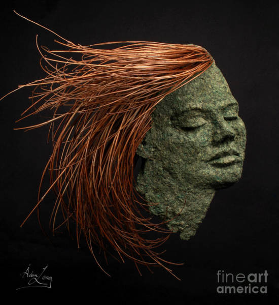 Twig Mixed Media - Prepared For Peace by Adam Long
