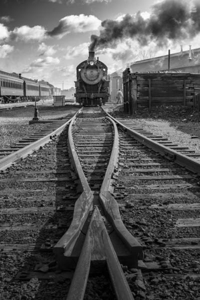 Photograph - Prepping The 475 by Shawn Colborn