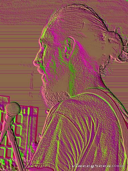 Digital Art - Presence by Vincent Green