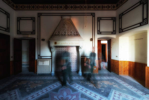 Photograph - Presenze - Presences by Enrico Pelos