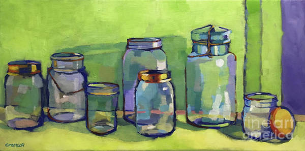Preserving Color Art Print by Catherine Martzloff