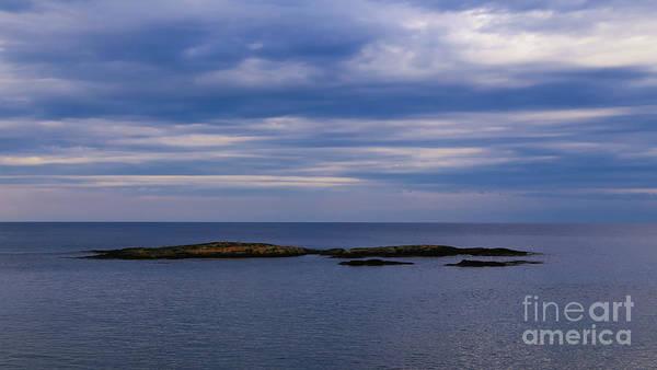 Photograph - Presque Isle Blues by Rachel Cohen