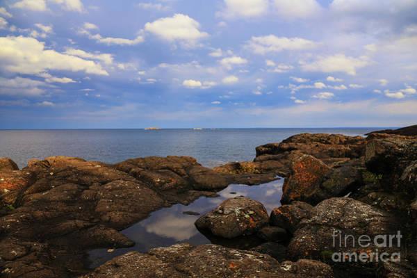 Photograph - Presque Isle Reflections by Rachel Cohen