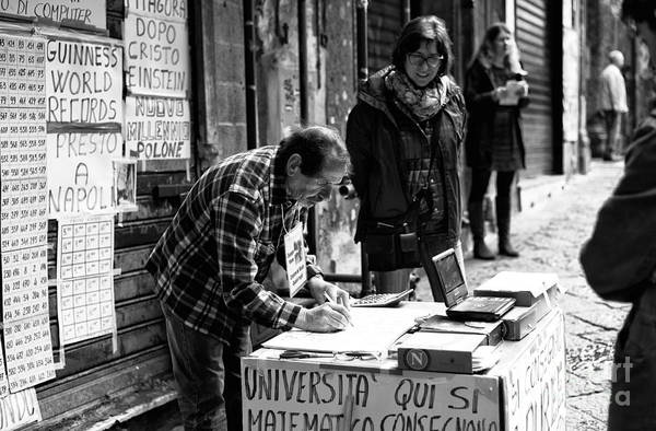 Wall Art - Photograph - Presto A Napoli by John Rizzuto