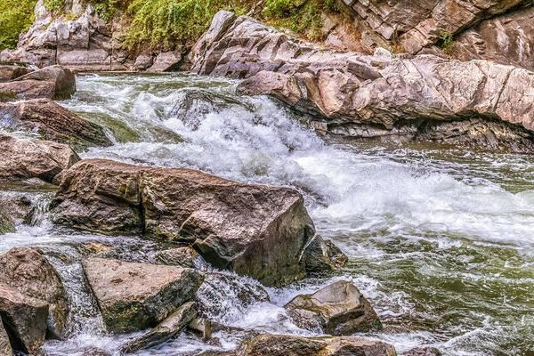 Wall Art - Photograph - Presumpscot Falls by Tim Sullivan