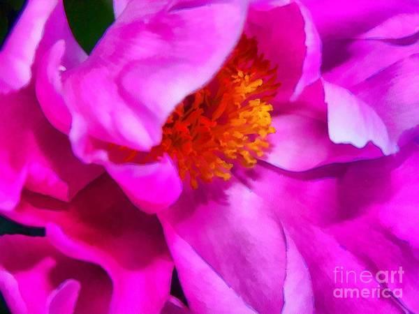 Digital Art - Pretty In Pink 2015 by Kathryn Strick