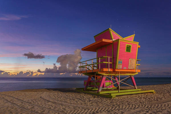 Oceanfront Photograph - Pretty In Pink II by Claudia Domenig