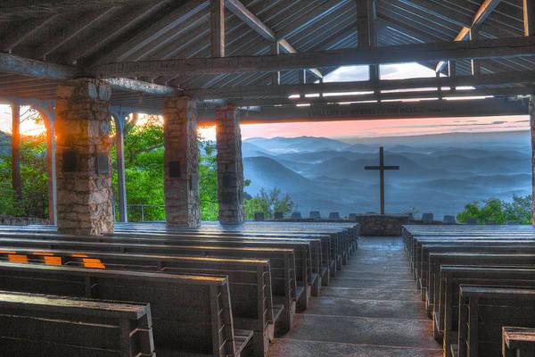 Photograph - Pretty Place Chapel New Dawn by Reid Callaway