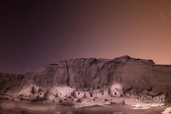 High Dynamic Range Digital Art - Pretty Village Chaco  by William Fields
