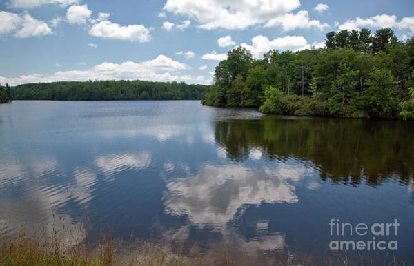 Photograph - Price Lake In North Carolina by Jill Lang