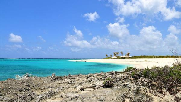 Photograph - Prickly Pear Cay In Anguilla by Ola Allen