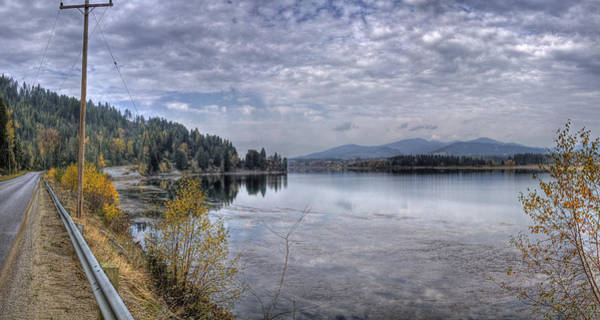 Photograph - Priest River Panorama 8 by Lee Santa
