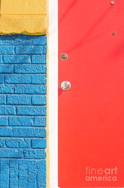 Wall Art - Photograph - Primary Colors by Juli Scalzi
