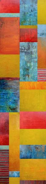 Painting - Primary Compilation 1.0 by Michelle Calkins