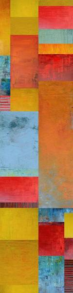 Painting - Primary Compilation 2.0 by Michelle Calkins