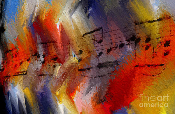 Digital Art - Primary Pathetique by Lon Chaffin