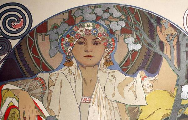 Primavera Painting - Primavera 1914 by Celestial Images