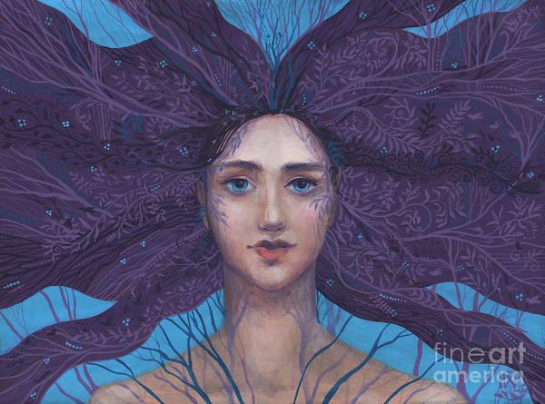 Primavera Painting - Primavera by Julia Khoroshikh