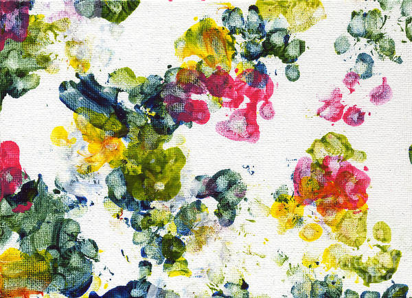 Faerie Painting - Primrose by Antony Galbraith
