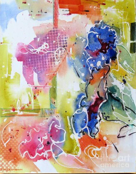 Painting - Primrose by John Nussbaum