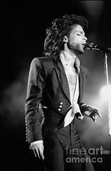 Wall Art - Photograph - Prince by Concert Photos
