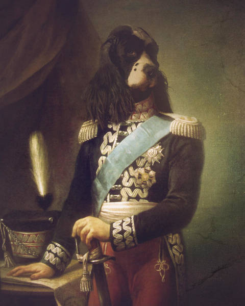 Joseph Photograph - Prince Joseph by Cindy Grundsten