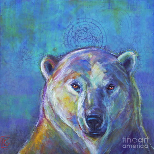 Rosemary Painting - Prince Of The Wild Dawn by Rosemary Conroy