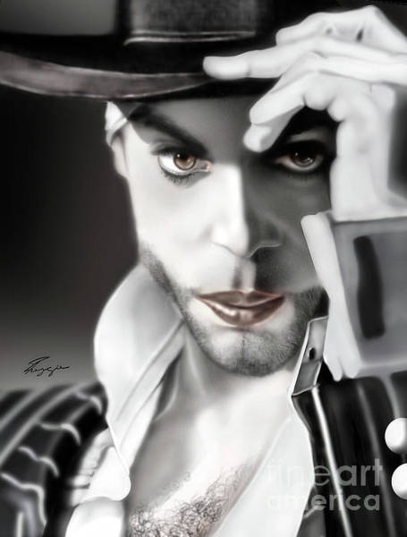 Prince The Eyes Have It 1a Art Print