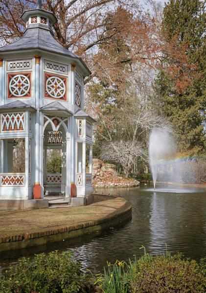 Photograph - Princes Park Aranjuez Spain by Joan Carroll
