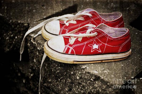 Canon 7d Photograph - Princess Shoes by Scott Pellegrin