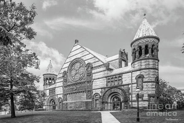 Photograph - Princeton University Alexander Hall by University Icons