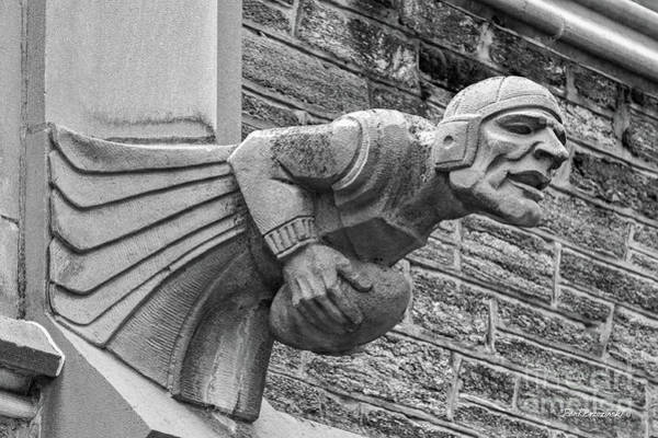 Photograph - Princeton University Dillon Gym Gargoyle  by University Icons