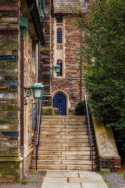 Photograph - Princeton University Dorms by Susan Candelario