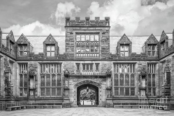 Photograph - Princeton University East Pyne Courtyard by University Icons