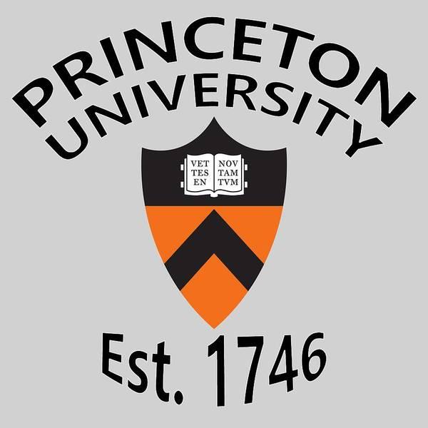 Digital Art - Princeton University Est 1746 by Movie Poster Prints