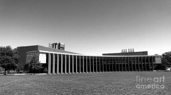 Photograph - Princeton University Icahn Laboratory   by Olivier Le Queinec