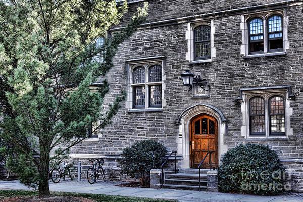 Photograph - Princeton University Little Hall by Olivier Le Queinec