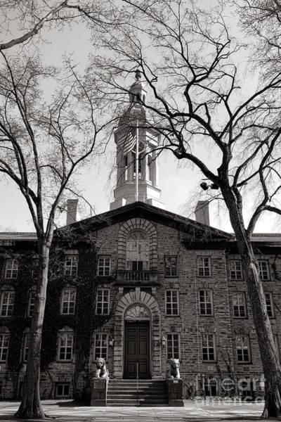 Photograph - Princeton University Nassau Hall  by Olivier Le Queinec