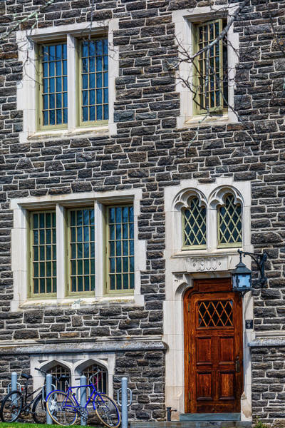 Photograph - Princeton University Patton Hall No 9 by Susan Candelario