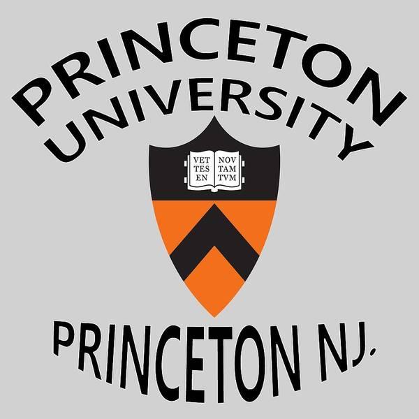 Digital Art - Princeton University Princeton N J by Movie Poster Prints