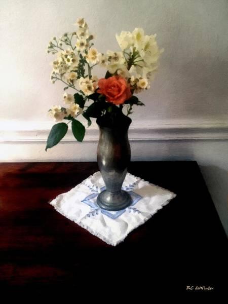 Painting - Printemps Classique by RC DeWinter