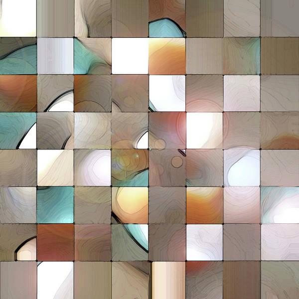 Digital Art - Prism 1 by Gina Harrison