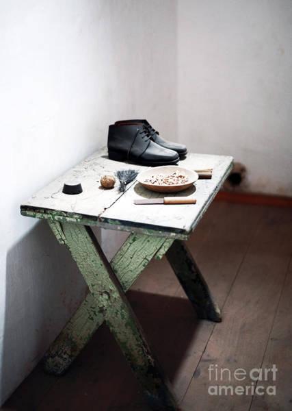 Photograph - Prison Essentials by John Rizzuto