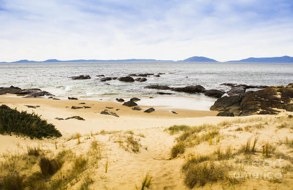 Pristine Photograph - Pristine Beach Background by Jorgo Photography - Wall Art Gallery