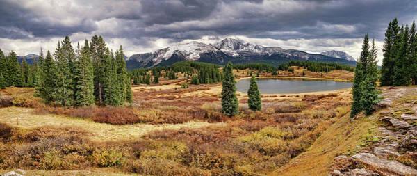 Photograph - Pristine Mountain Lake by Leda Robertson